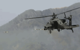 Boeing Delivers Five Apache Combat Helicopters to India Amid Heightened Tensions with China