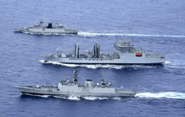 In Clear Message to China, India to Invite Australian Navy for Malabar Drill