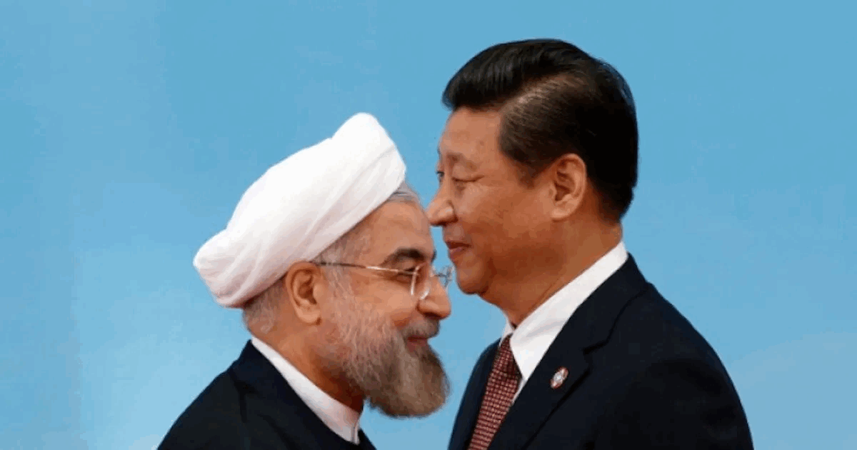 China, Iran Deal Eyes a Future Decoupled from US