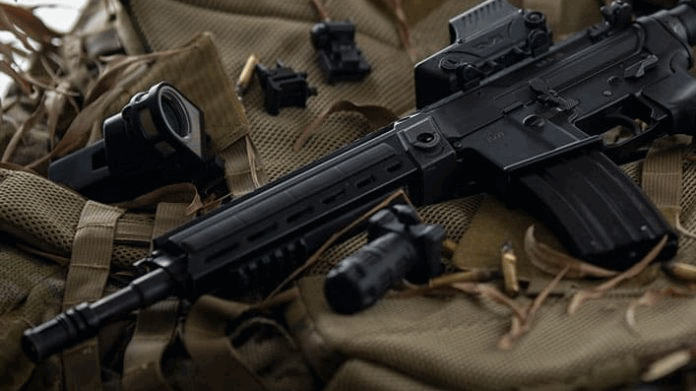 Two New Israeli Assault Rifles Arad and Carmel now Set to be Manufactured in India
