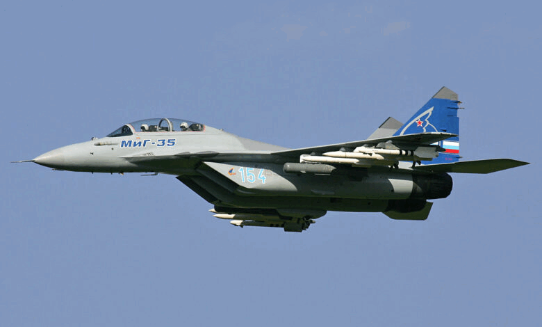 IAF, Why Not Go In for MiG-35?