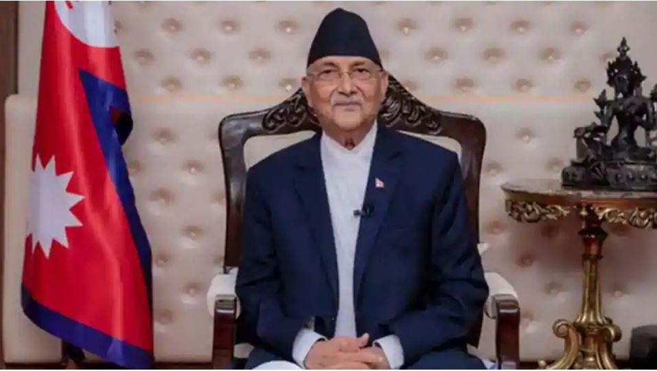 PM KP Oli remains mum as China illegally grabs land in seven districts of Nepal