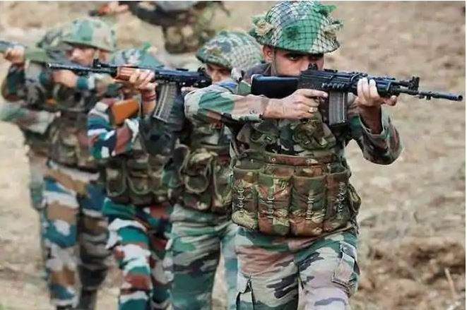 Indian Armed Forces Contingent Heads To Russia For War Games Next Month