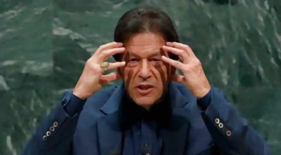 FATF Blacklisting Will Destroy Pakistani Economy, Says Imran Khan