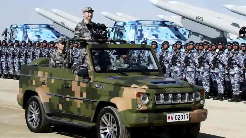 The People's Liberation Army is Strong. But It has Four Weaknesses