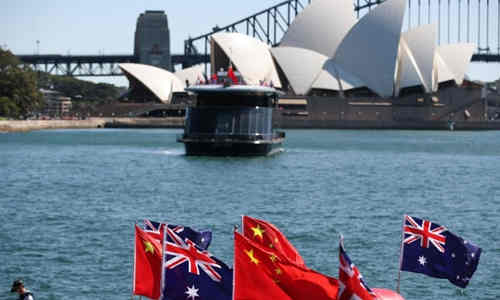 Australia takes Side in China-India Border Standoff, Experts Warn of Instigation