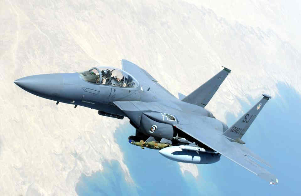 Boeing Bid to Sell F-15EX Eagles to India Faces Stiff Competition