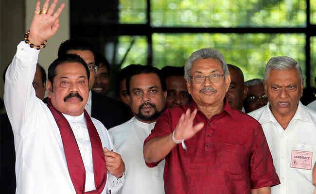 Clean Sweep for Rajapaksas in Sri Lanka