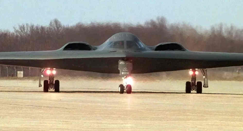 US Deploys B-2 Stealth Bombers to Indian Ocean Ahead of Chinese Naval Drill Near Taiwan