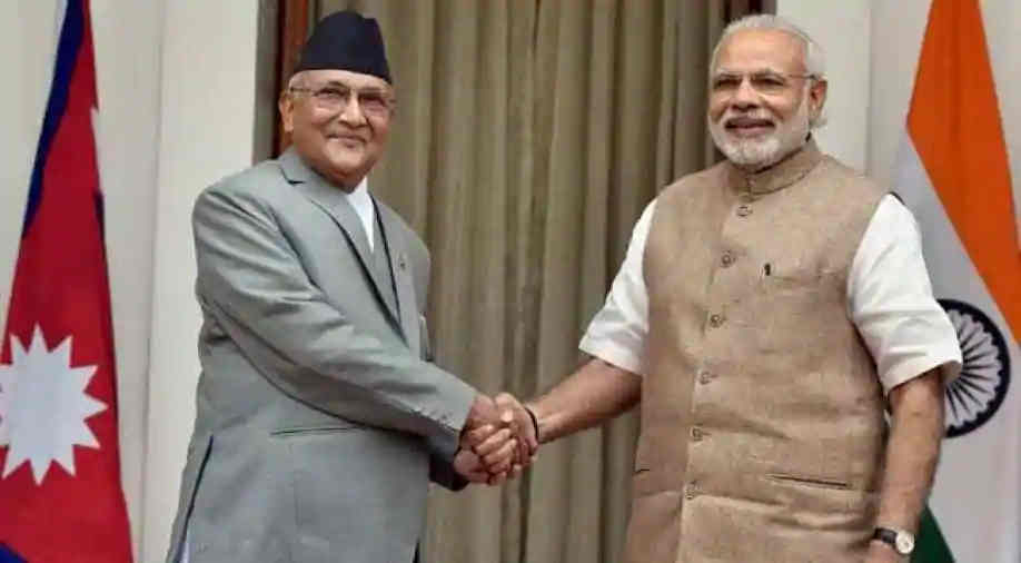 PM Modi, Nepal Prime Minister Talk for the First Time Since Map ontroversy