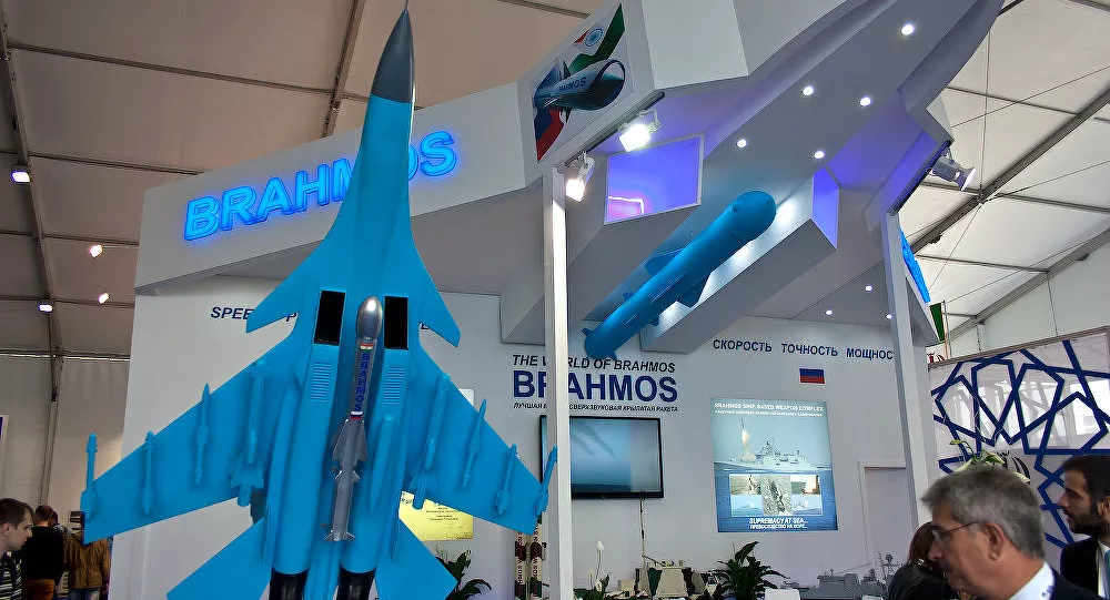BrahMos Says Got Permission From Russia, India to Export Missiles to Third Countries