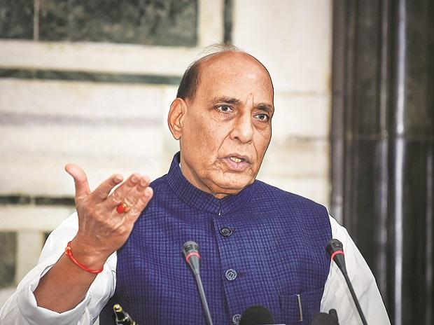 Defence Minister Rajnath Singh arrives in Iran to discuss bilateral ties
