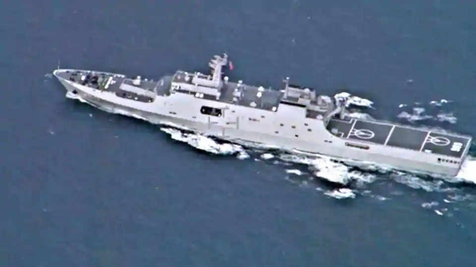 Pakistan into Military Import Addiction, Buys Most Advanced Chinese Warships