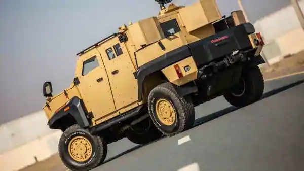 Auto Companies Look for Big Bang in Defense Sector to Bolster Growth Prospects