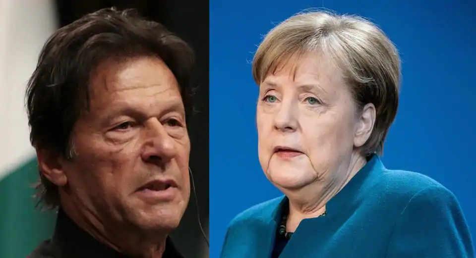 Angela Merkel Dashes Imran Khan Hopes to Make Pak Subs More Lethal, Says Won't Help