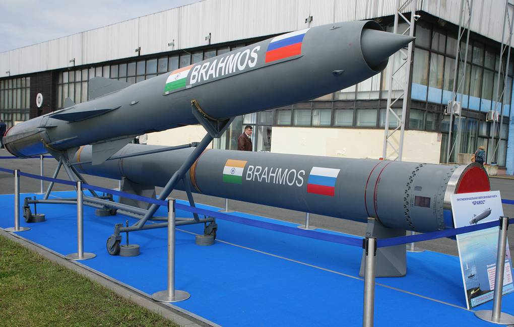 Tests of Increased-Range BrahMos Cruise Missiles Set for 2020