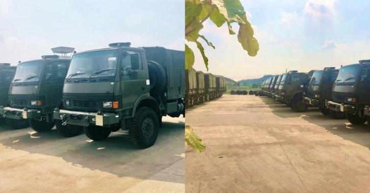 Thai Envoy Announces The Royal Thai Army's Purchase of 600 Tata Motors Defence Trucks