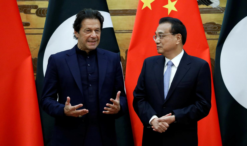 Rattled China takes the Pak route to needle India