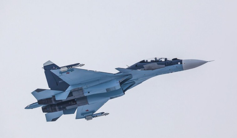 Russia to modify Sukhoi-30 fighters to carry 1,000km-range missile: Report