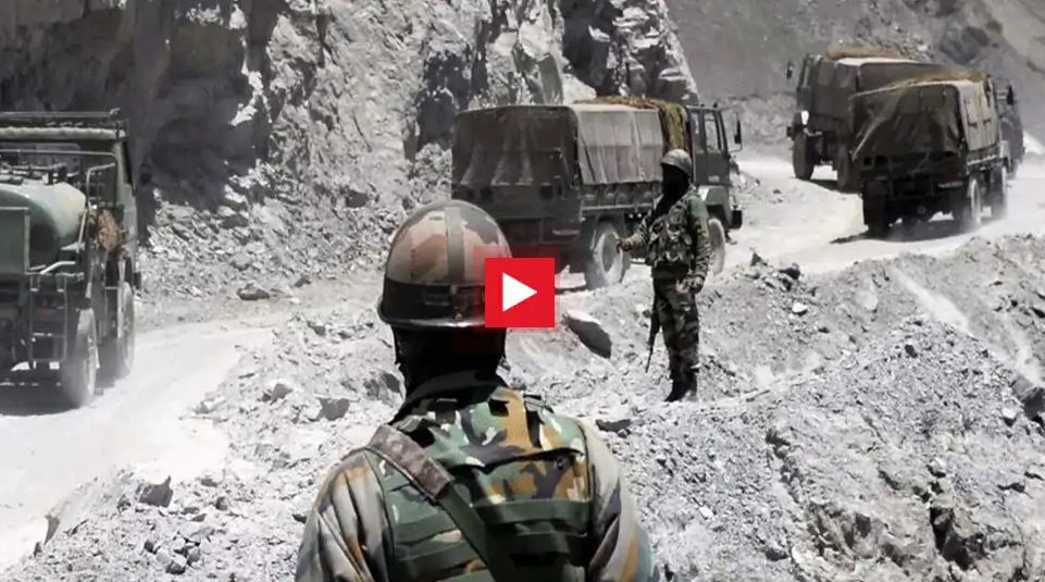 India-China standoff: China accuses India of crossing LAC, firing warning shots in Eastern Ladakh