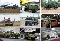 Analysis: Top most modern 6x6 wheeled self-propelled howitzers