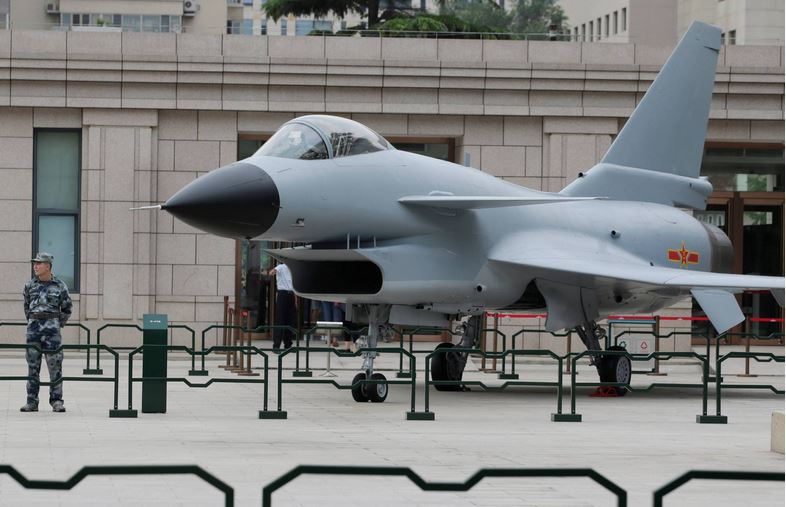 Taiwan reports multiple Chinese fighter jets to its southwest