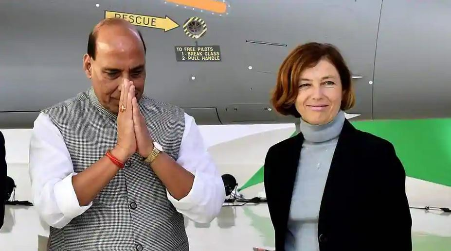 French defence minister Florence Parly to visit India for Rafale induction