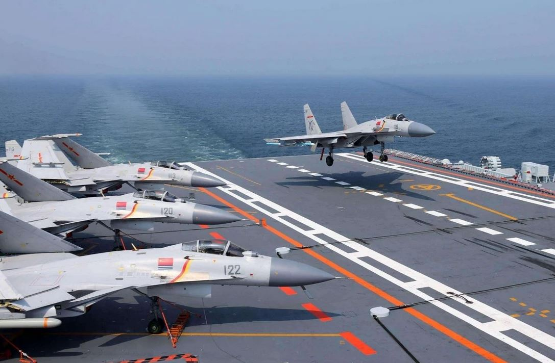 China sends aircraft carriers on unprecedented dual missions in Bohai, Yellow seas