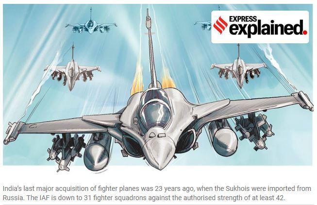 Quixplained: India's Rafale Vs China's J-20 And Pakistan's F-16