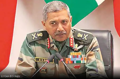 'Contact Tracing' Helping Army Wean Youths Away from Terrorism in J&K: Lt Gen BS Raju