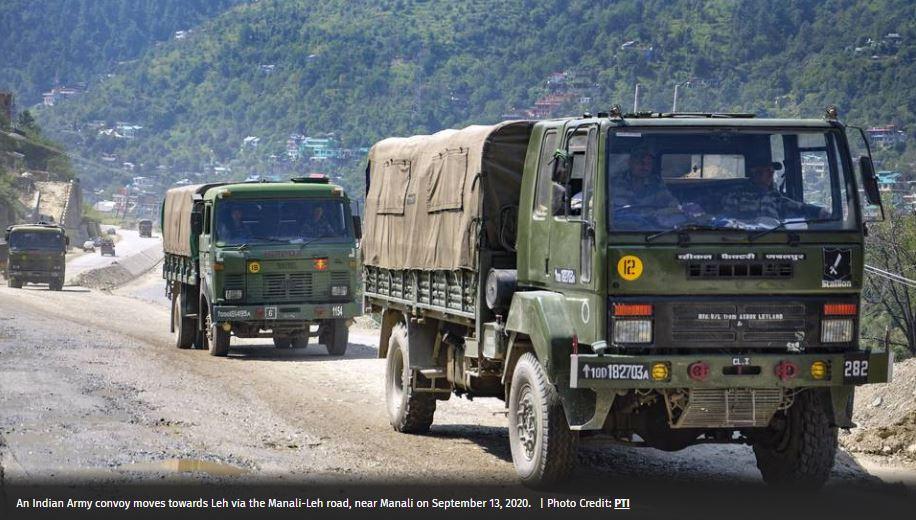 LAC standoff   Status quo on India-China border in eastern Ladakh after Jaishankar-Wang meet