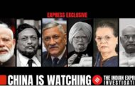 China watching: President, PM, key Opposition leaders, Cabinet, CMs, Chief Justice of India…the list goes on