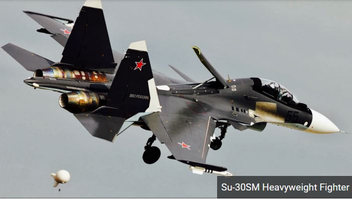 Powerful New Su-30 Variant with Unrivalled Flight Performance to Join Russian Air Force in 2021: Exports to India Expected