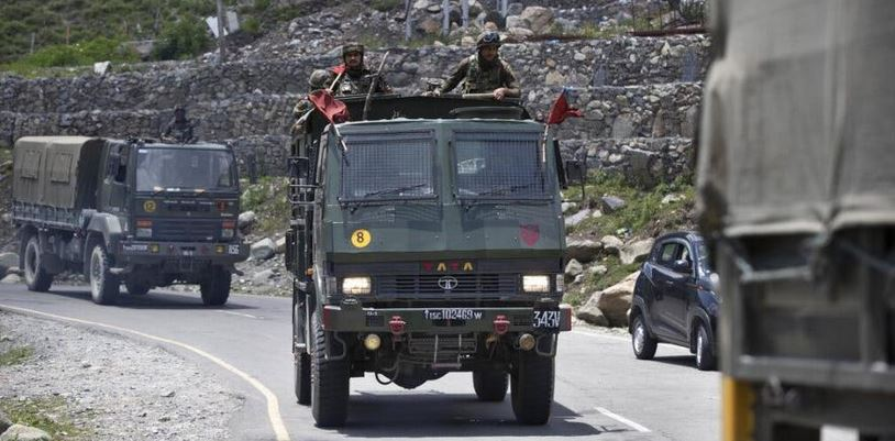 India, China agree to stop sending more troops to frontline in a bid to defuse tensions in eastern Ladakh
