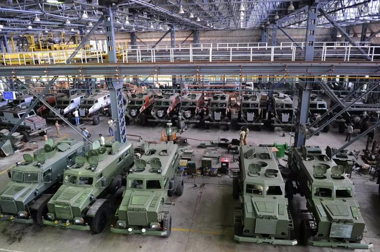Corporatisation of Ordnance Factory Board, Recipe for Self Reliance