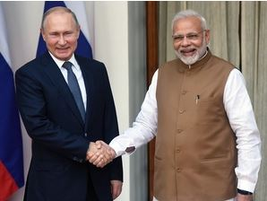 Providing a new impetus to the India-Russia Strategic Partnership