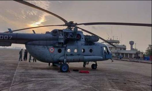 Two-year residual life of 56 Mi-17s after ?223-crore upgrade untenable: CAG