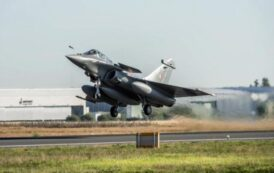 Second batch of Rafale fighter jets from France to arrive in India in October