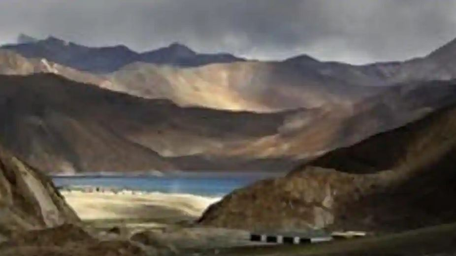 China's PLA in race to reach the green line in Ladakh