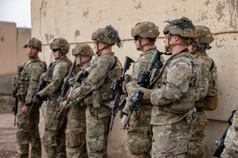 US withdrawing thousands of troops from Iraq and Afghanistan