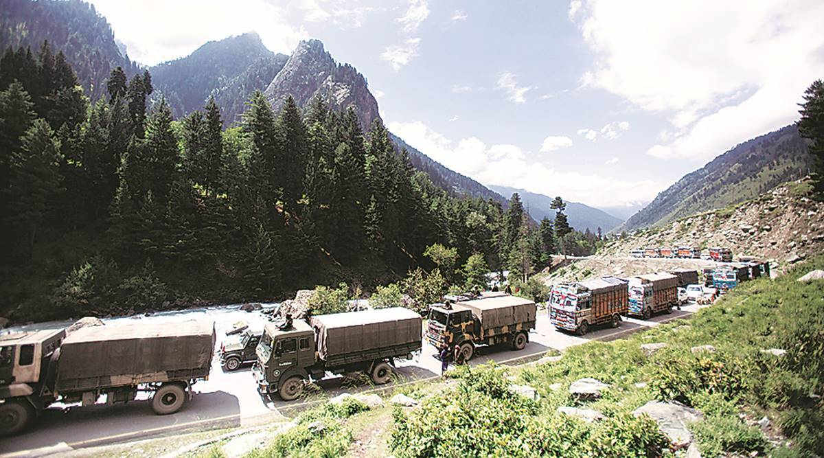 Indian Troops Moved at Two LAC Locations on Two Different Days to Foil Incursion Bids by China