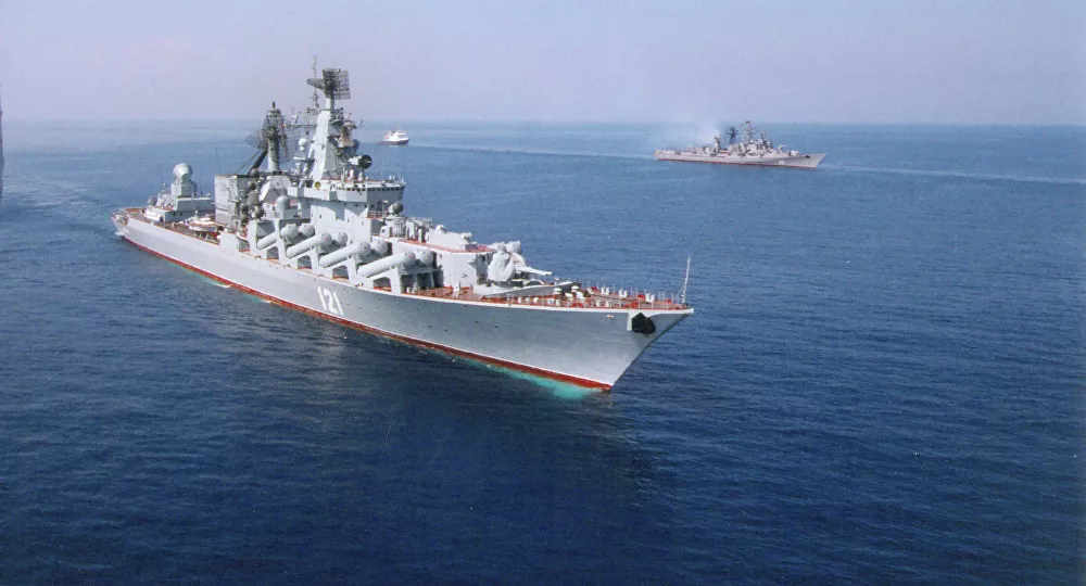 Russia, India to Begin INDRA Joint Naval Drills in Bengal Bay on Friday
