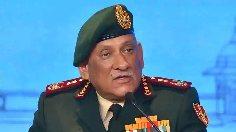 India's Security Would be Maintained in 'Extended Neighbourhood' As Well: Gen Bipin Rawat