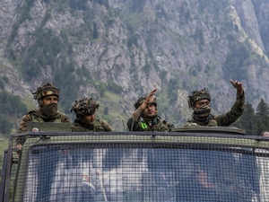 Three Firing Incidents Between India and China in Last 20 Days in Eastern Ladakh