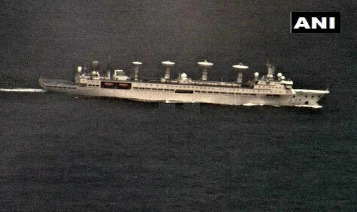 Amid Border Tensions, Chinese Vessels Spotted in Indian Waters Last Month; Indian Navy on Constant Watch