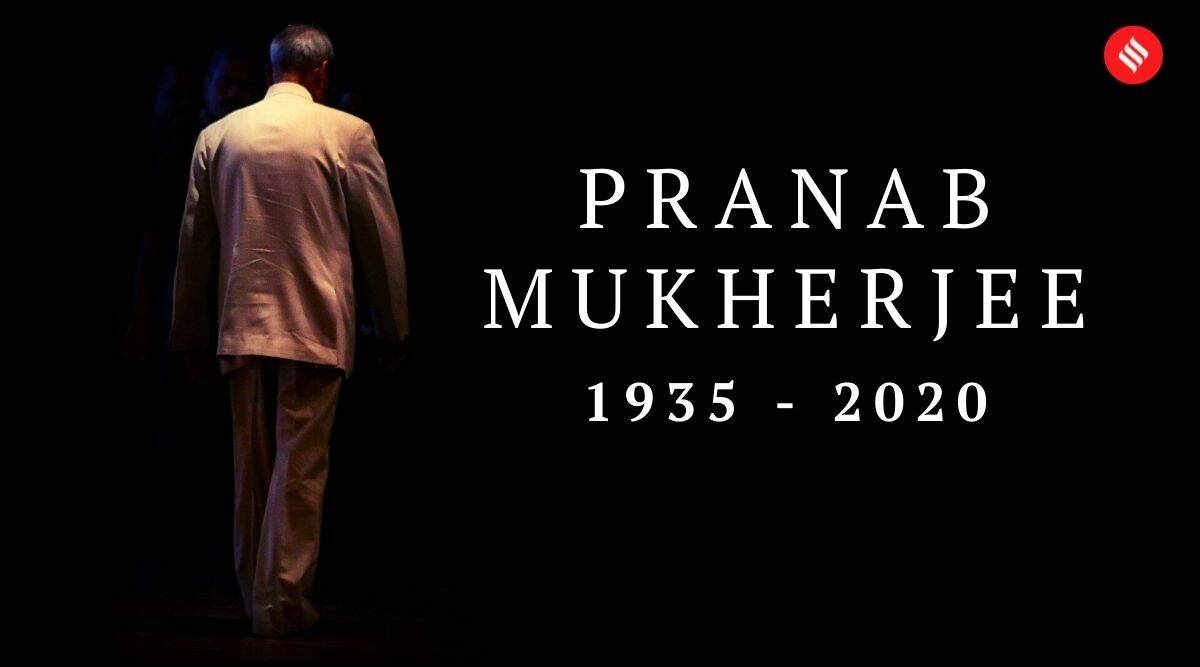 Pranab Mukherjee Dead: PM Modi Pays his Last Respects to the Former President