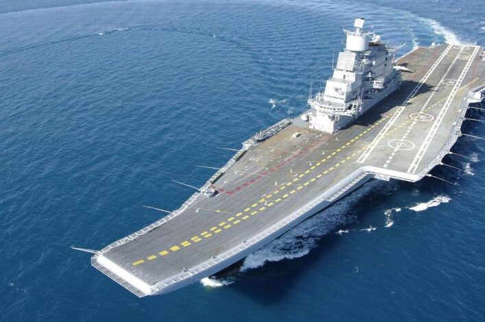 The Trouble with Torpedoing India's Plan for a Third Aircraft Carrier
