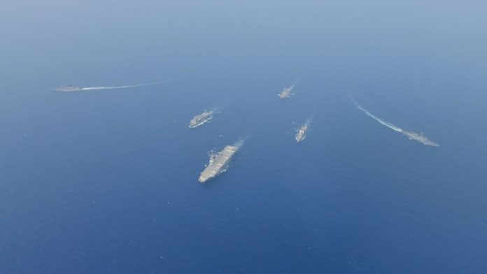 China, India Signal Each Other on Might in Indian Ocean Region, Amid Tensions on land