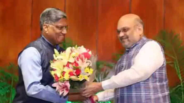 Former RAW Chief Anil Dhasmana Appointed as New Chief of National Technical Research Organisation