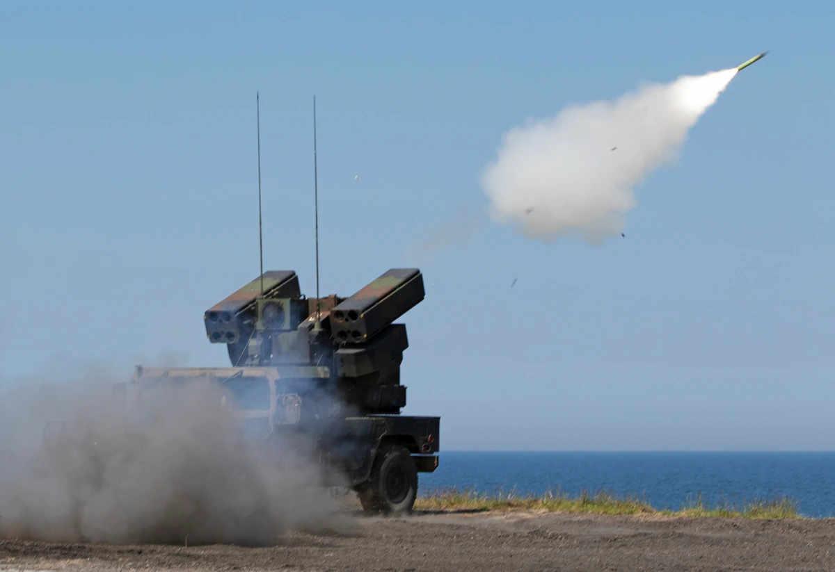 Short-Range Air Defense is Making a Comeback
